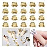 20 Pcs Spinning Nail Charms