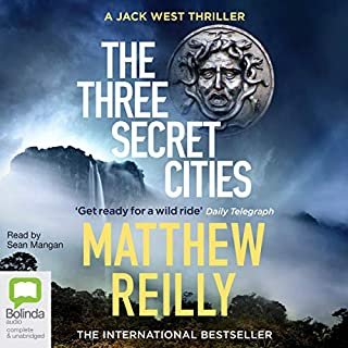 The Three Secret Cities Titelbild