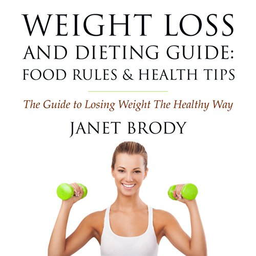 Weight Loss and Dieting Guide audiobook cover art