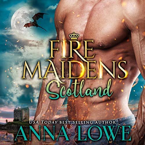 Fire Maidens: Scotland cover art