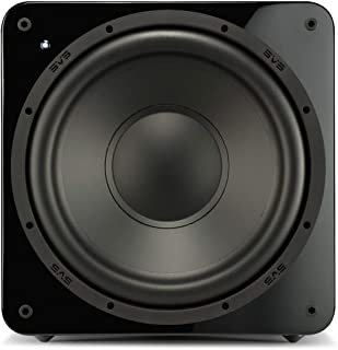 SVS SB-1000 Brillante-Negro [Electrónica]