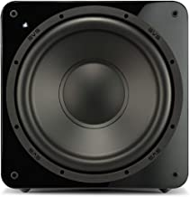 SVS SB-1000 Subwoofer (Piano Gloss Black) – 12-inch Driver, 300-Watts RMS, Sealed Cabinet