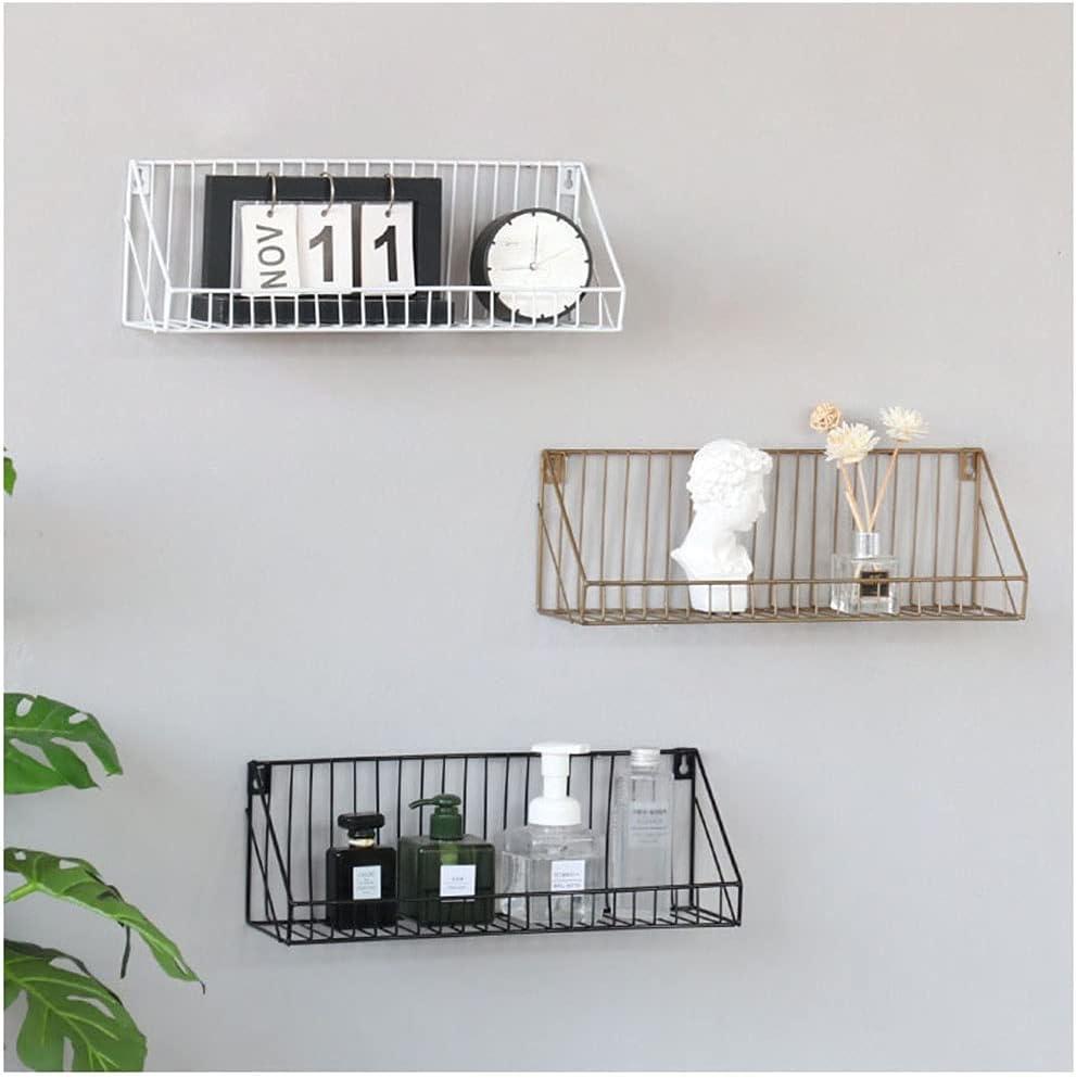 Wall Mounted 2021 Challenge the lowest price of Japan model Floating Shelves Shelf Set of Storag 3 Metal
