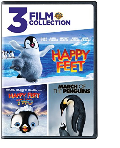 Happy Feet / Happy Feet 2 / March Of The Penguins [DVD] [Region 1] [NTSC] [US Import]