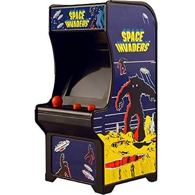 mini arcade machines space invaders