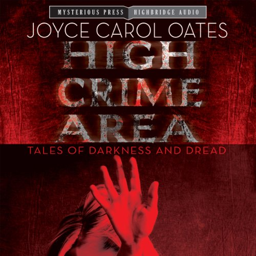 High Crime Area audiobook cover art