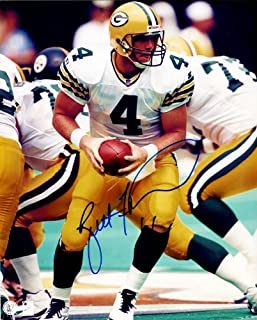 Brett Favre Autographed 8x10 Photo