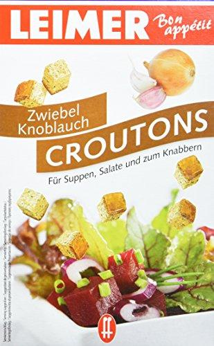 Leimer Croutons Zwiebel/Knoblauch (1 x 100 g)