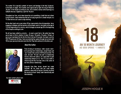 18: As God Spoke - I Wrote