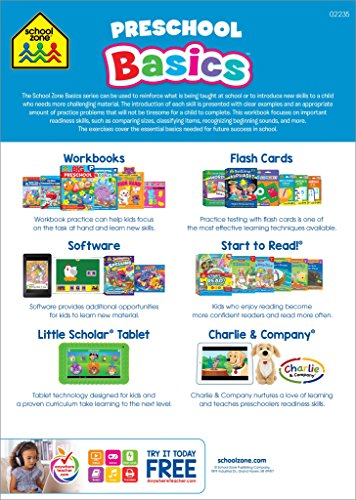 Preschool Basics P Ages 3-5 2