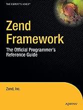 Zend Framework: The Official Programmer's Reference Guide 2 volume set (Zend Press)