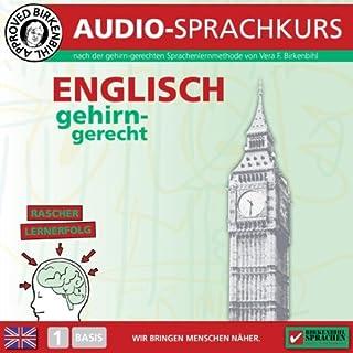 Englisch gehirn-gerecht - 1. Basis Titelbild