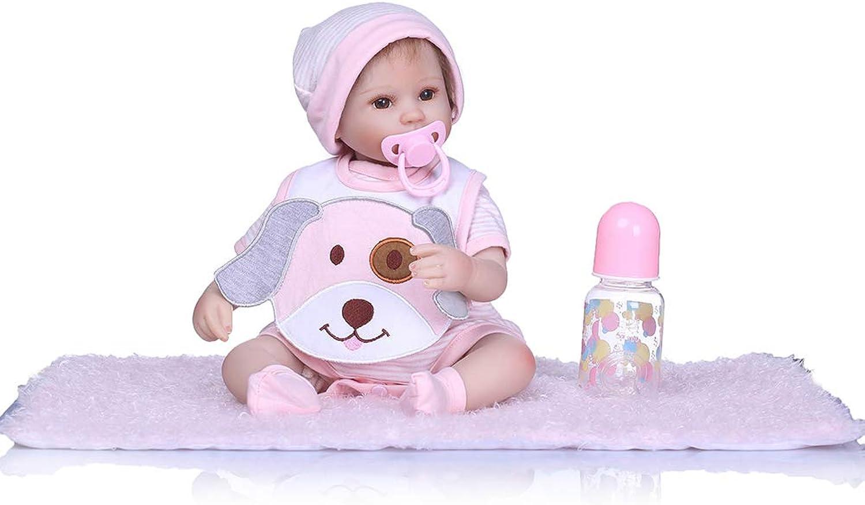XdremYU Lebensechte Simulation Neugeborenes Baby Vinyl Silikon Reborn Puppe Schlaf Spielzeug Geschenk B07QG6BTJD Geeignet für Farbe    Hohe Qualität und Wirtschaftlichkeit