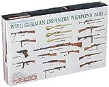 DML3816 1:35 Dragon German WWII Infantry Weapons Set Part 2 [MODEL BUILDING KIT]
