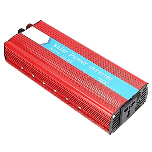 QXYA 10000W ACTOM Power Inverter Sine Wave DC12V a AC220V Seguridad Duradera
