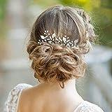 Horquillas de mujer bodas,fiestas o para estilo informal de Simsly (Pack de 2)