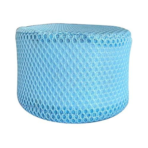 richao Schutznetz Für Poolfilter Whirlpool Spa-Kartuschen Mesh Abdeckung Schwimmbad-Siebfilter-Filterkartusche Schutzabdeckung Pool Sieb Wanne Spa-Zubehör Für Schwimmbad, Blau