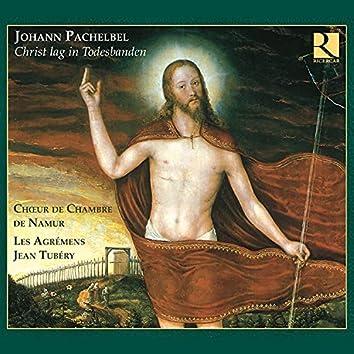 Pachelbel: Christ lag in Todesbanden