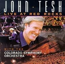 Live at Red Rocks by John Tesh [Music CD]