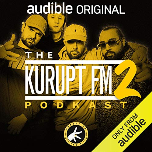 The Kurupt FM Podkast (Series 2)  By  cover art
