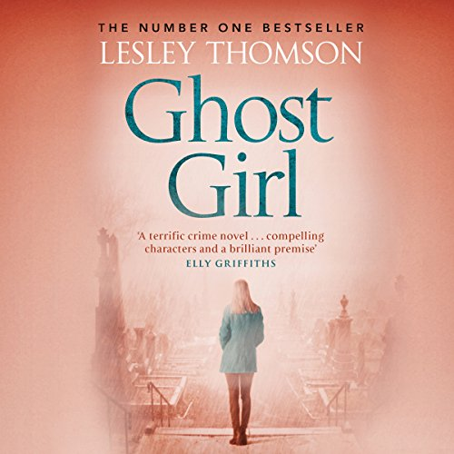Ghost Girl audiobook cover art