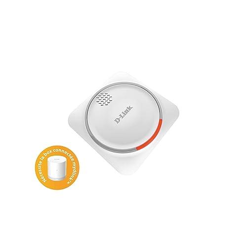 D-Link DCH-Z510 Sirène mydlink Home batterie de secours en option Blanc