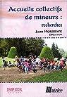 Accueils collectifs de mineurs : recherches par Houssaye
