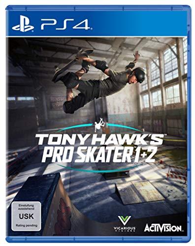 TONY HAWK´S Pro Skater 1+2 Standard Edition - [PlayStation 4]