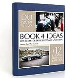 BOOK 4 IDEAS classic | Oldtimer Grand Prix Zandvoort, Notizbuch, Bullet Journal mit Kreativitätstechniken und Bildern, DIN A5