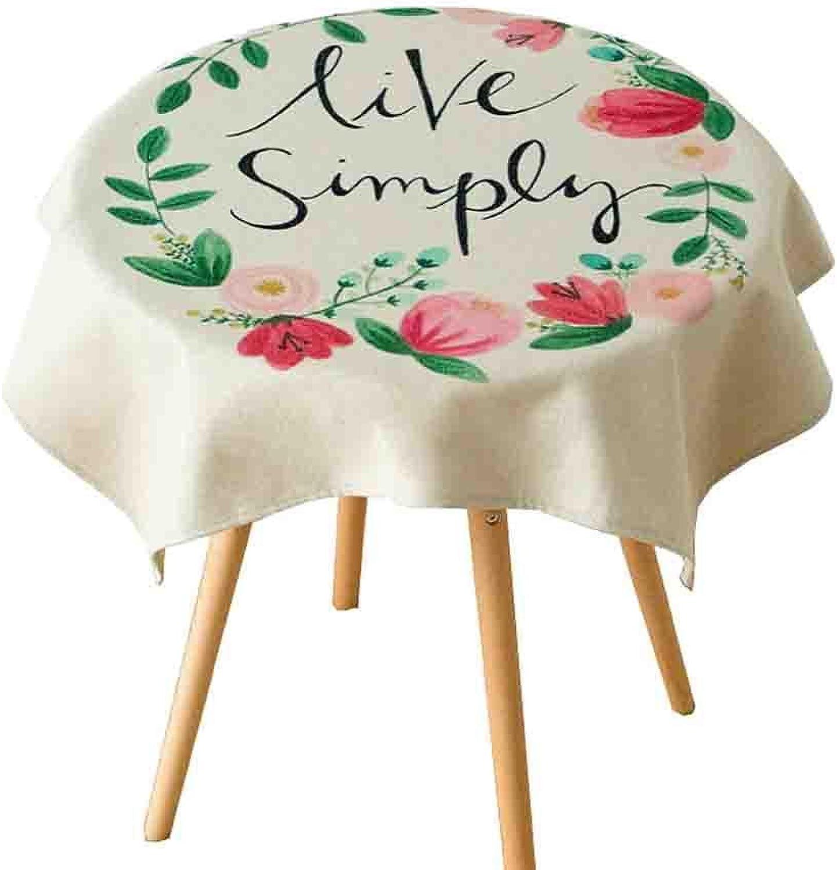 mejor reputación Mantel de tela pastoral Mantel Mesa Mesa Mesa de centro creativa Mesa de comedor a prueba de polvo de tela , 005 , 140230cm  venta con alto descuento