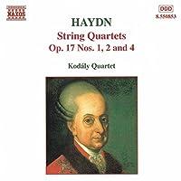 String Quartet Op 17 #2 in F Major