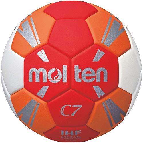 Molten C7 Trainingsball rot/orange/weiß/Silber 0, H0C3500-RO