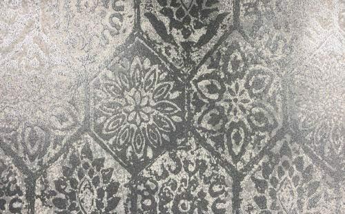 1905-129-03 - Capri Trust Tile Print Effect 1838 Wallpa Plaster Indianapolis Mall Marble
