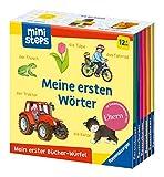 Mein erster Bücher-Würfel: Meine ersten Wörter (Bücher-Set): Ab 12...