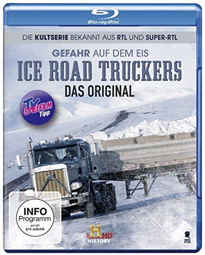 Ice Road Truckers - Gefahr auf dem Eis [Blu-ray]