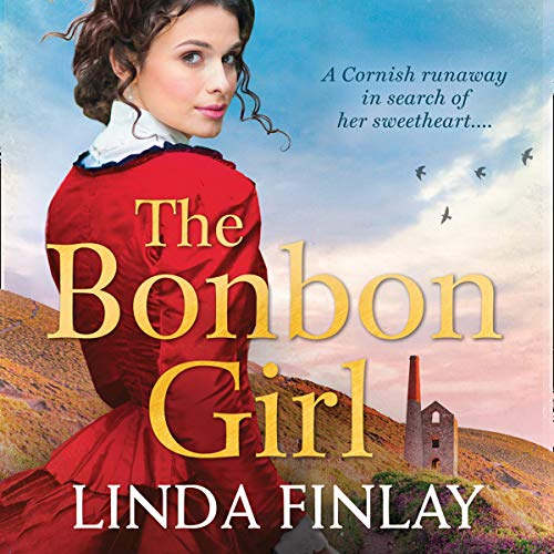 The Bonbon Girl audiobook cover art