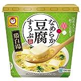 なめらか豆腐すうぷ 鶏白湯 14g ×6個