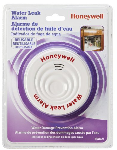 Honeywell Home RWD21 Water Leak Alarm
