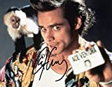 Limited Edition Jim Carrey Ace Ventura unterzeichnet Foto