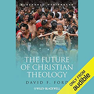 The Future of Christian Theology copertina