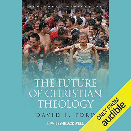 The Future of Christian Theology  By  cover art