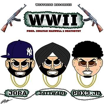WWII (feat. J4TTW4DI & JORA)