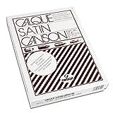 Canson 17109 Carta Lucida, A4, 90-95 G/MQ, Confezione 500
