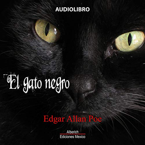 El gato negro [The Black Cat] audiobook cover art