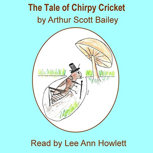 The Tale of Chirpy Cricket audiobook cover art
