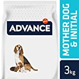 Advance Mother Dog & Initial Baby Protect pienso para Perro Pollo y arroz 3 kg – Pack de 5