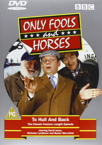 ONLY FOOLS AND HORSES   DELBOY  SIGNED    A4  PHOTOGRAPH ..... 123