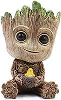 thematys® Baby Groot Blumentopf Deko Dekoration Action Figur Pflanzen Garten Balkon Stifte aus dem Filmklassiker...