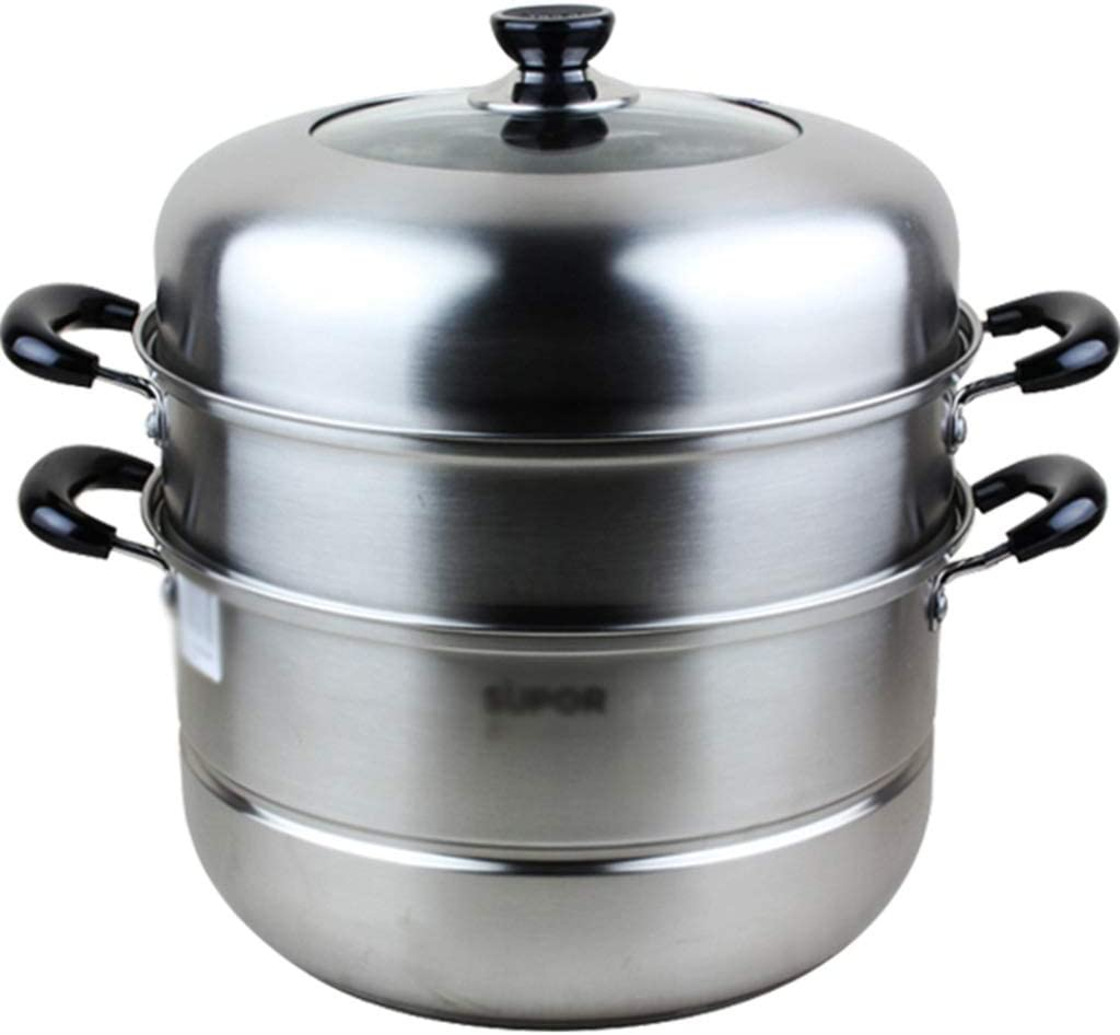 Z-W-DONG Large Capacity Vegetable Deluxe Pot Restaurant Hotel Las Vegas Mall Western