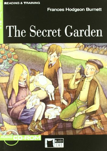 The Secret Garden. Step 2. B1.1 (con Audio CD-ROM)